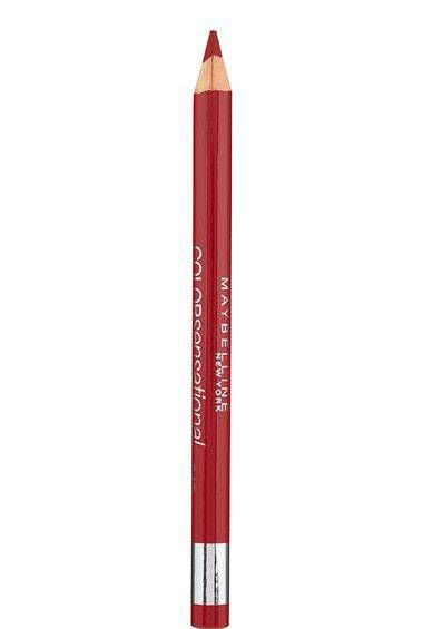 Maybelline España Color Drama Lip Liner