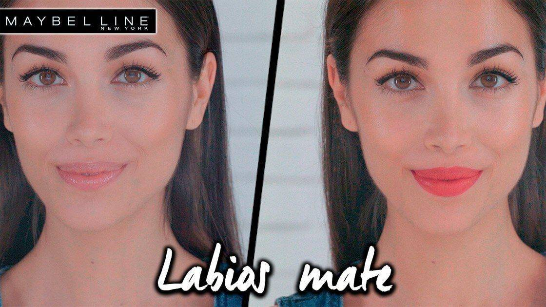 Maybelline Dream Satin Tutorial