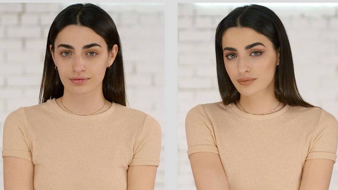 Maybelline tutorial maquillaje nude super stay matte ink nude